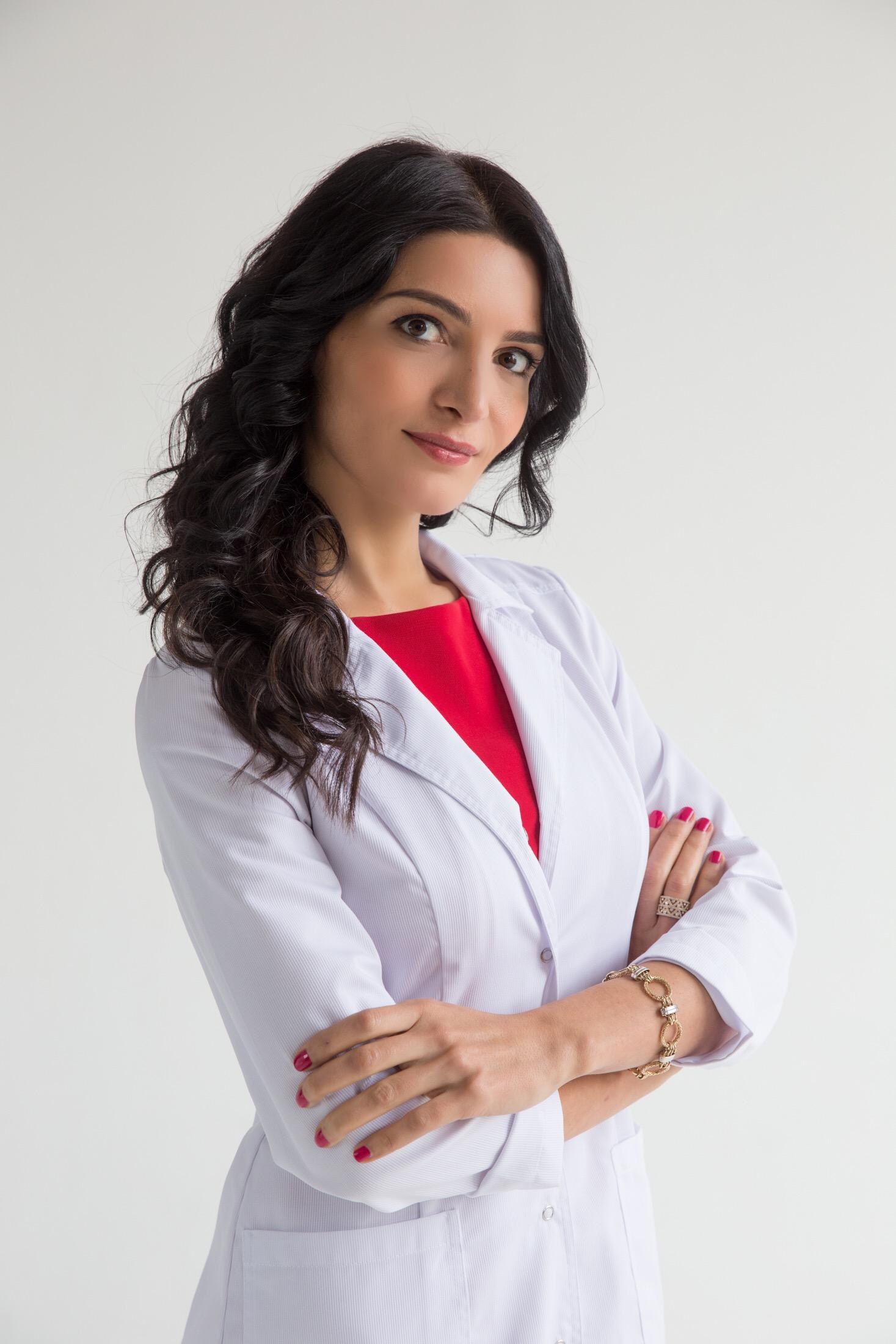 Отхозория Алёна Радионовна 12.2017 г. , клиника АндроМеда