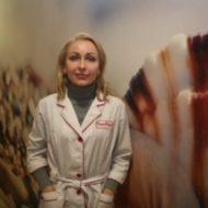 Варшавская Ирина Викторовна, диетолог